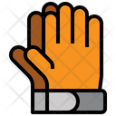 Goal Keeper Glove Icon