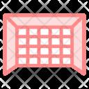 Goal Post Handball Icon