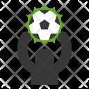 Goalkeeper Goal Keeper Icon