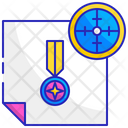 Goal Success Plan Icon