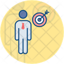 Target Achievement Mission Icon