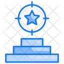 Goals And Objectives Icon