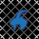 Goat Animal Sheep Icon