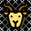 Goat Animal Animals Icon
