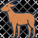 Goat Billy Goat Ewe Icon