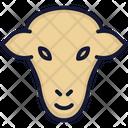 Goat Animal Mammal Icon