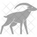 Goat Lamb Horn Icon