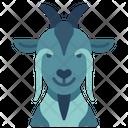 Goat Animal Pet Icon