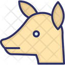 Goat Kid Icon