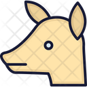 Goat Kid Goat Baby Goat Icon