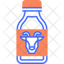 Goat Milk Icon