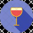 Goblet Wine Glass Icon