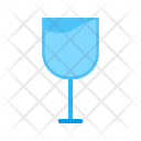 Goblet Drink Glass Icon