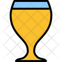 Goblet Beer Glass Stout Icon