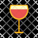 Goblet Drink Juice Icon