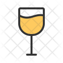 Goblet Glass Drink Icon