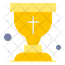 Goblet Mass Eucharist Icon