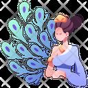 Goddess Hera God Icon