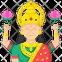 Goddess Laxmi Icon