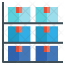 Storage Inventory Stock Icon