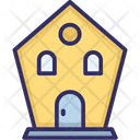 Godown Secure Storage Storage Garage Icon