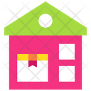 Godown Storehouse Storeroom Icon