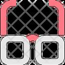 Goggle Eye Glasses Icon
