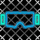Eyewear Glasses Safety Icon
