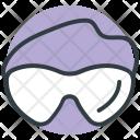 Goggles Swim Gear Icon