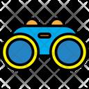 Goggles Sea Swimming Icon