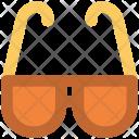 Goggles Sunglasses Eyeshades Icon