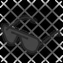 Glasses Sun Sunglasses Icon