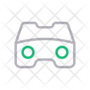 Goggles View Glasses Icon