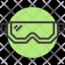 Goggles Accessory Apparel Icon