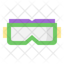 Goggles Eye Protection Glasses Icon