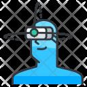 Goggles cam Icon
