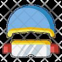 Equipment Goggles Helmet Icon