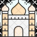 Gol Gumbaz Indian Places Mausoleum Icon