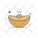 Chinese Golden Symbol Icon