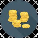 Gold Coin Cash Icon