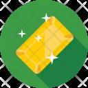 Gold Reserve Ingot Icon