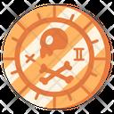 Gold Money Coin Icon