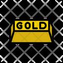 Gold Brick Finance Icon