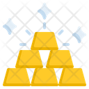 Gold Golden Investment Icon