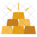 Gold Ecommerce Payment Icon