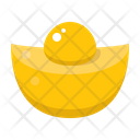Gold Chinese Icon