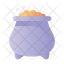Gold Pot Treasure Icon