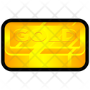 Gold Bar Asset Icon