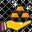 Gold bara Icon