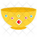 Gold Bowl Icon